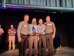 Nick Weidlich wins Grand Champion of Allison Transmission Skills competition